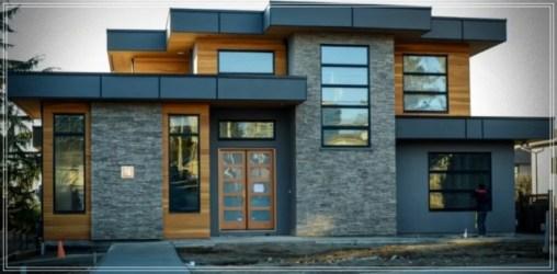Fachadas de Casas Fachadas Modernas Mundo Fachadas