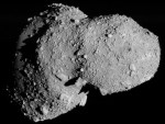 The asteroid Itokawa, one of the 125 asteroids used in the study. ©JAXA
