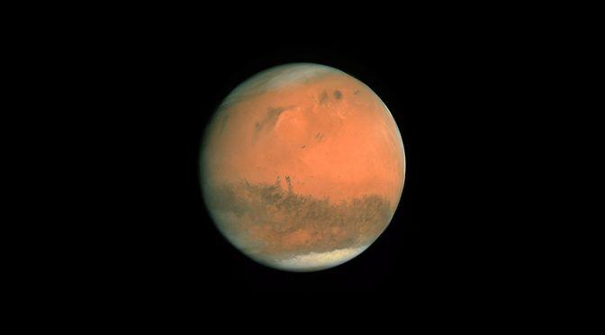 Forming Mars