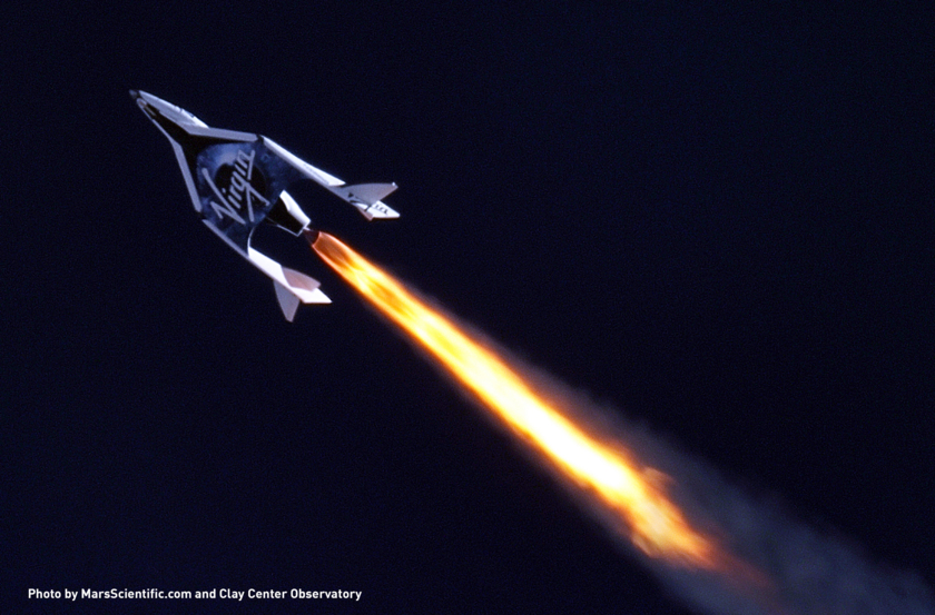 SpaceShip Two Virgin Galactic