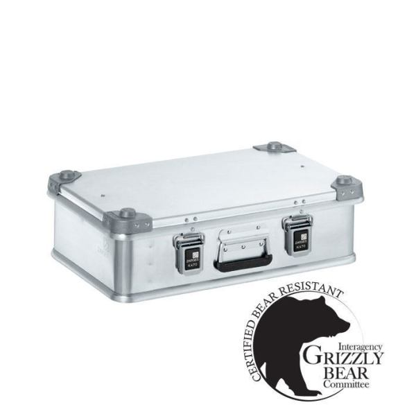 photo of zarges aluminum expedition case