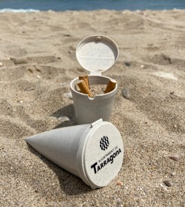 Cenicero de Playa