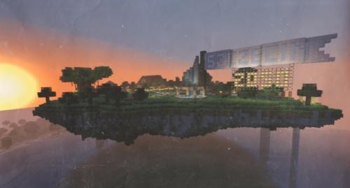 Ogrody Pływające - czyli Szczecin 2050