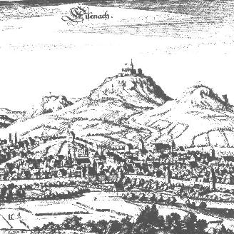 rodzinne miasto Bacha