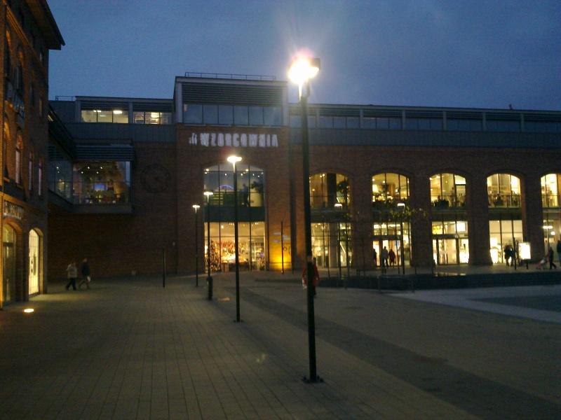 Centrum handlowo-rozrywkowe Wzorcownia posłynnej fabryce fajansu