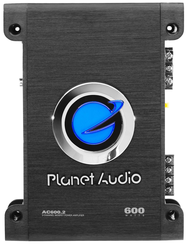 Walmart Car Audio Amps : walmart, audio, AC600.2, Planet, Audio