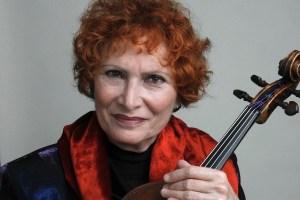 Una master-class con Rivka Golani