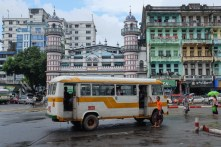 Yangon mosque