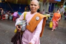yangon monk