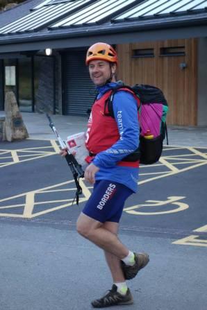 Paul - ready to trek?!