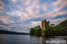 Urquhart Castle. Photo Steve Ashworth.