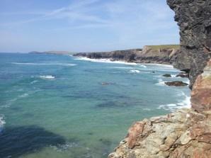 North Cornwall views