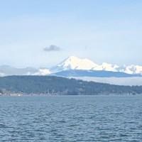 Practice in beautiful Pacific Northwest