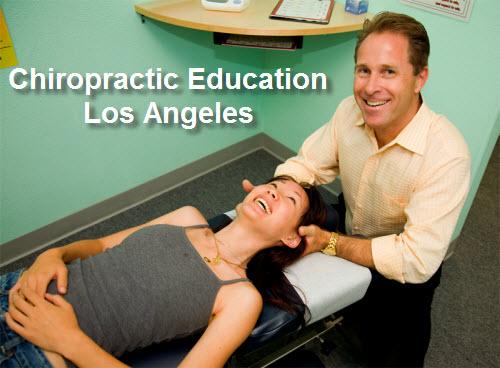 Chiropractic Education Los Angeles