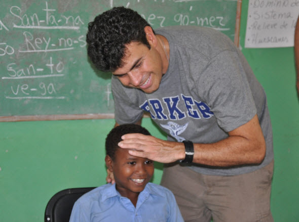Chiropractor Mancini Chiropractic Haiti