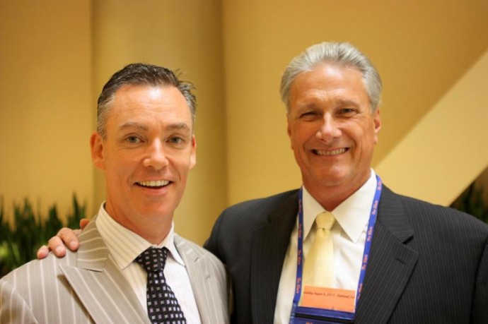 Chiropractors Brian Kelly and Timothy Gay
