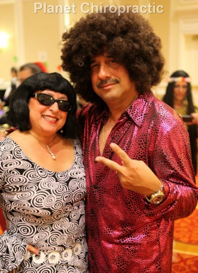 Debbie and Dr. Ed Cordero
