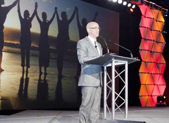 Dr Gilles Lamarche 2012 Las Vegas