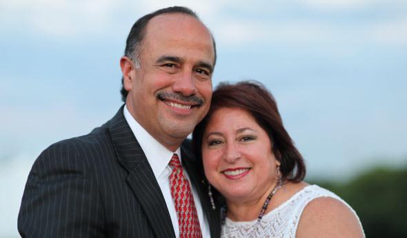 Ed and Debbie Cordero