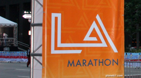 LA Marathon Los Angeles