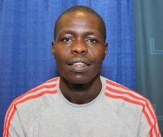 Laban Kipkemboi of Kenya