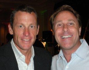 Lance Armstrong & Michael Dorausch
