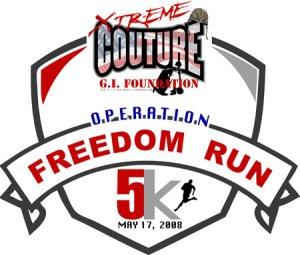 MMA freedom run