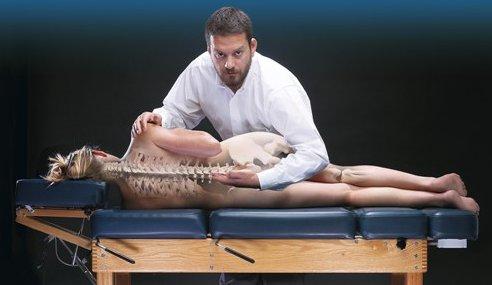 Marc Hudson - Barcelona Chiropractic School