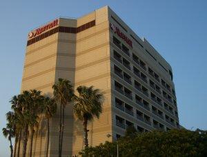Marriott Hotel Marina del Rey