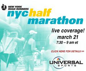 2010 NYC Half Marathon