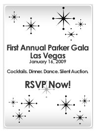 Annual Parker Gala Benefits Chiropractic Research