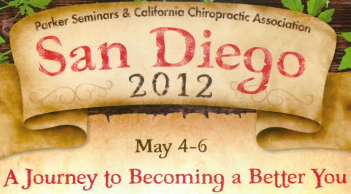 San Diego 2012 Parker Chiropractic