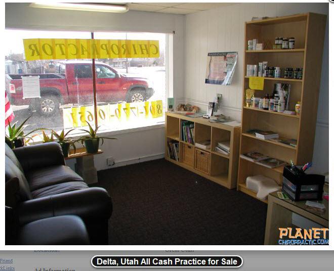 Utah all-cash practice for sale