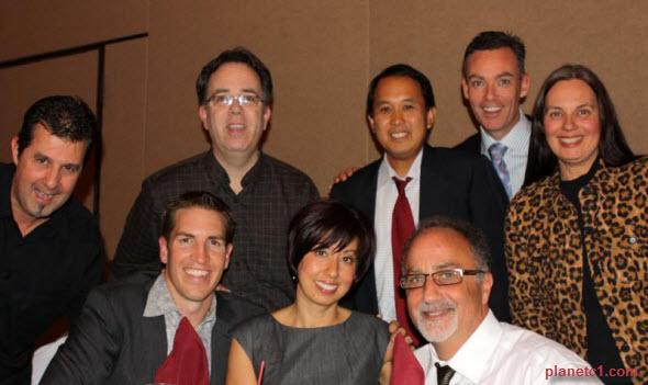 CCA Chiropractors California Convention 2011