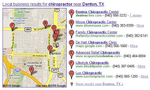 chiropractor-denton-texas