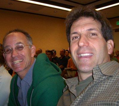 Michael DeNapoli and Michael Blum