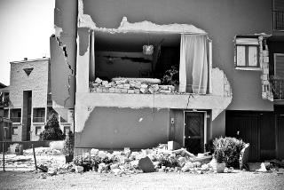 Earthquake L'Aquila - April 6, 2009