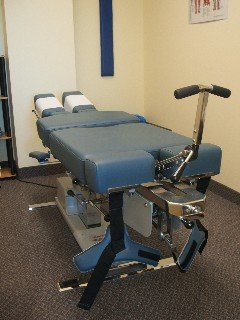 flexion chiropractic table