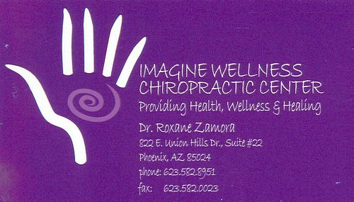 imagine wellness chiropractic Center