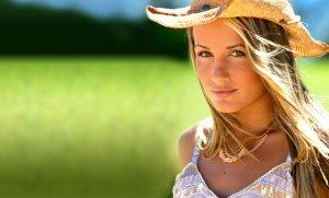 Jenn Brown cowboy girl