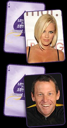 Jenny McCarthy Lance Armstrong