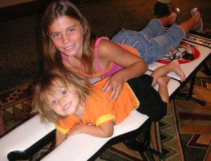 Kids Get Chiropractic