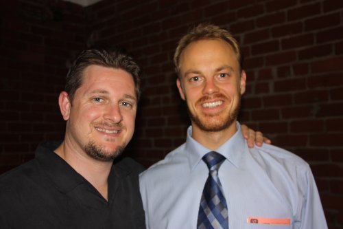 LA Metro and Santa Monica Chiropractor CCA Reps Bryen Bell and Michael Tebbe