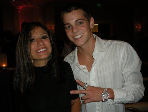 Rose Arteaga & Ryan Sheckler