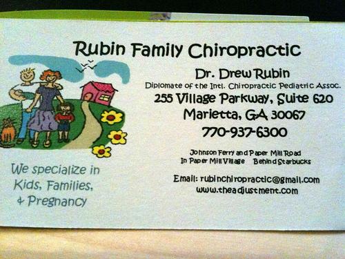 rubin family chiropractic