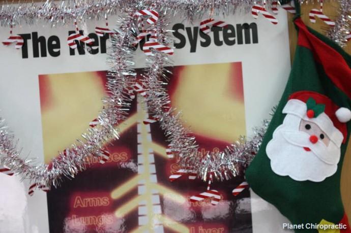 Santa Claus Nervous System