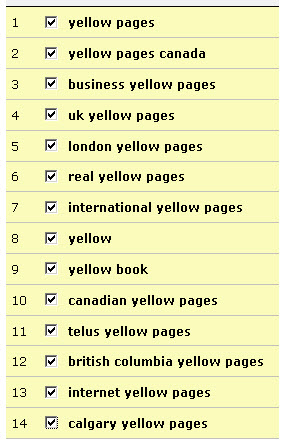yellow-pages-keyphrases