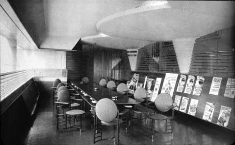 Frank Lloyd Wright  SC Johnson Wax Administrative