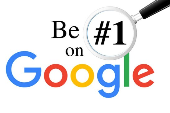 Image result for first rank in the Google search engine?