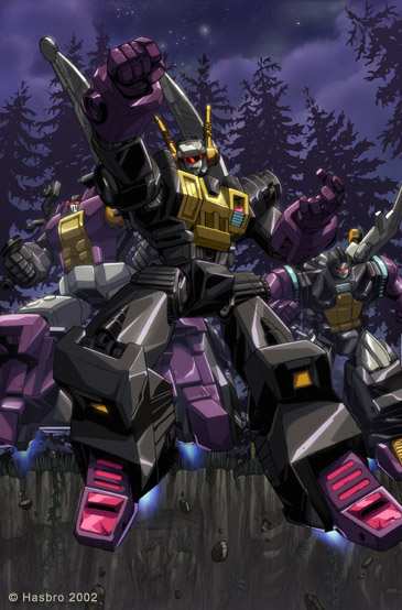 Fall Of Cybertron Wallpaper Insecticons